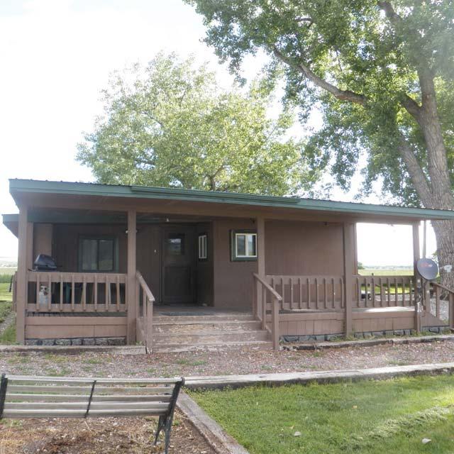 lodging posts